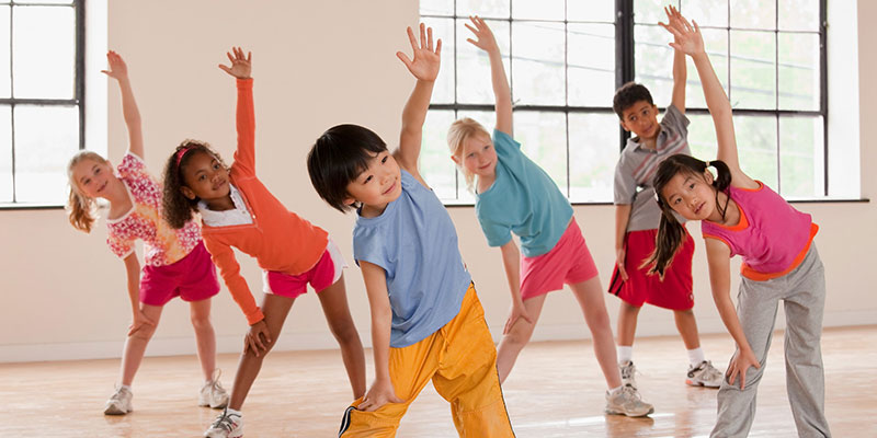 Homeschool Physical Education Event