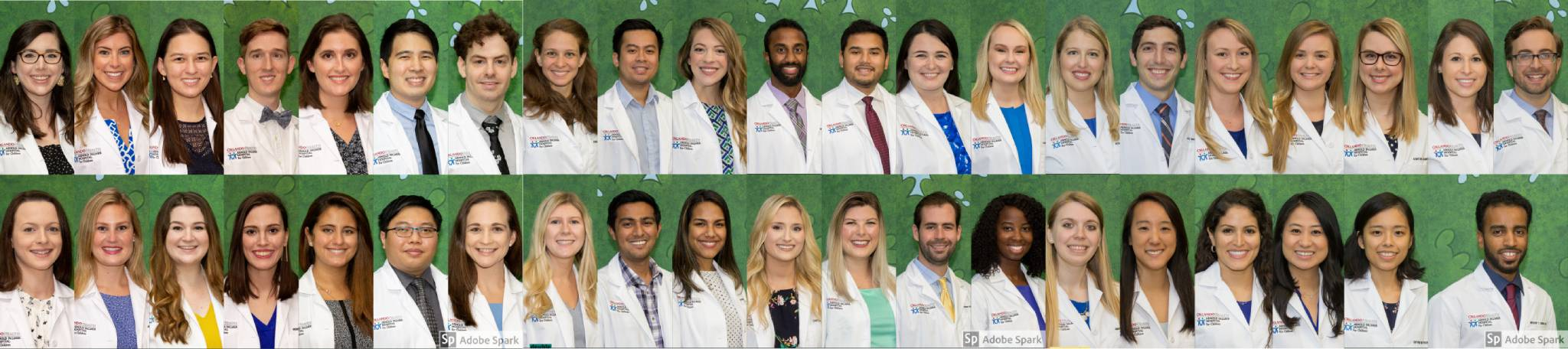 PGY Class 1-3