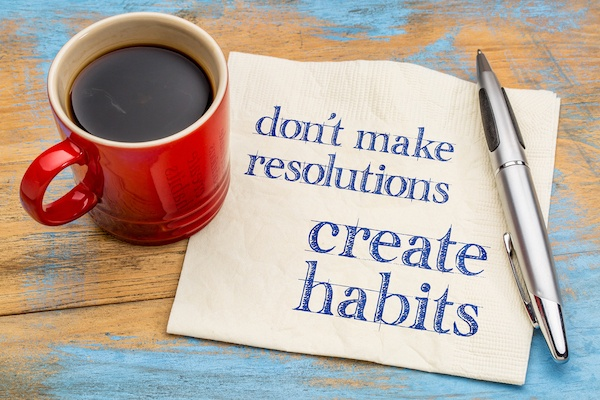 5 Healthy Habits to Begin Right Now