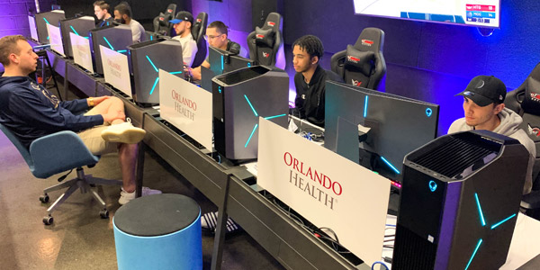 As Esports Industry Grows, Doctors Address Needs of Unique New Athletes
