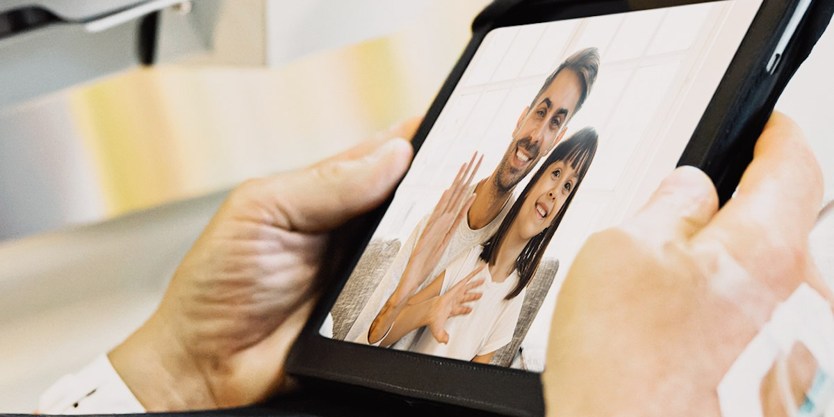 Orlando Health brings families, friends, and loved ones to patients with Virtual Visitation