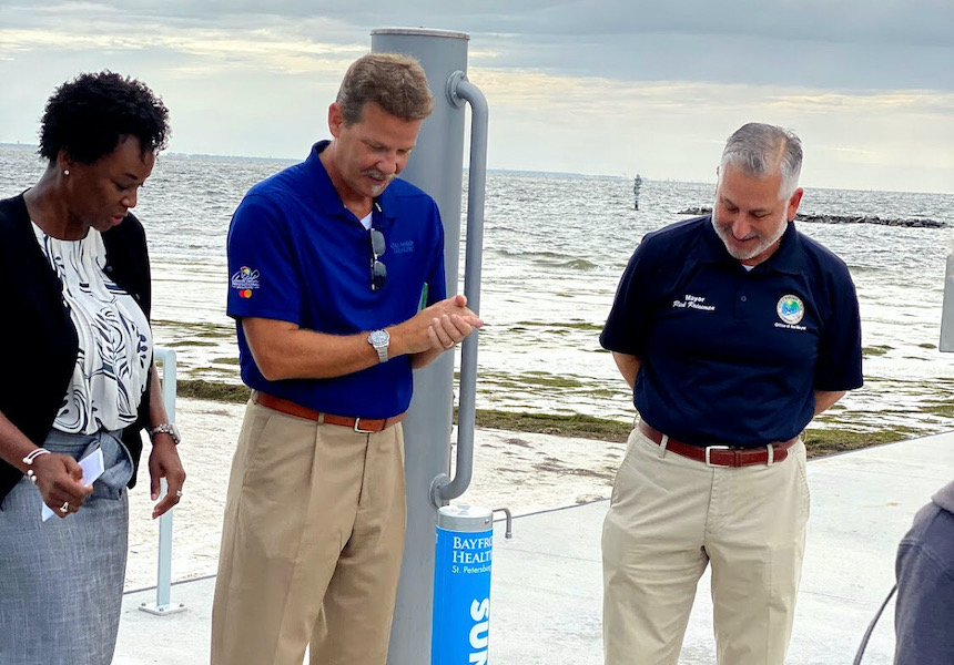 Bayfront Health St. Petersburg Joins With City to Fight Skin Cancer