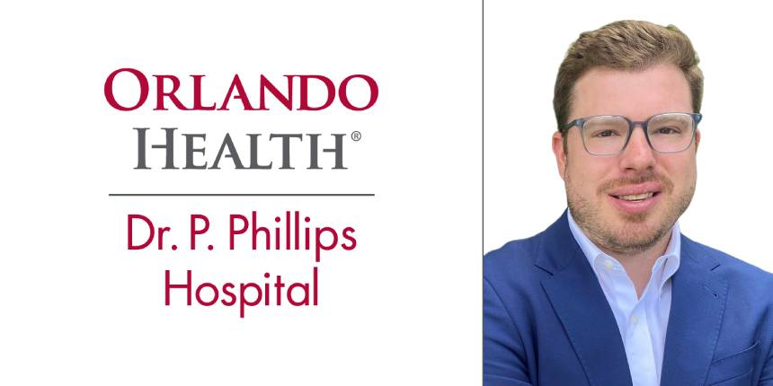 Orlando Health Dr. P. Phillips Hospital names new COO