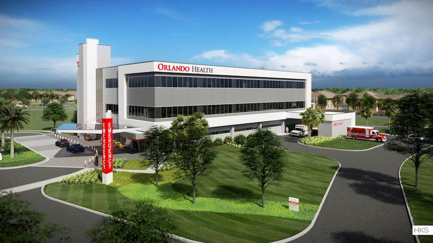 Orlando Health to open new emergency room in East Orlando