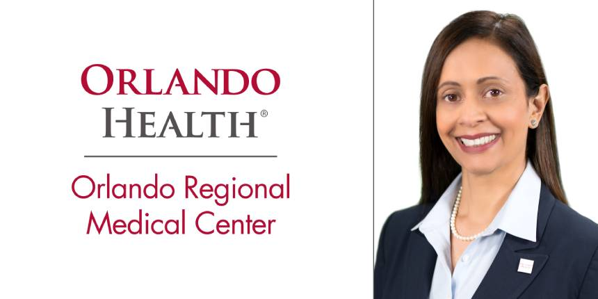 Orlando Health Orlando Regional Medical Center Announces New Vice President of Operations