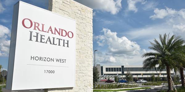 orlando health horizon west