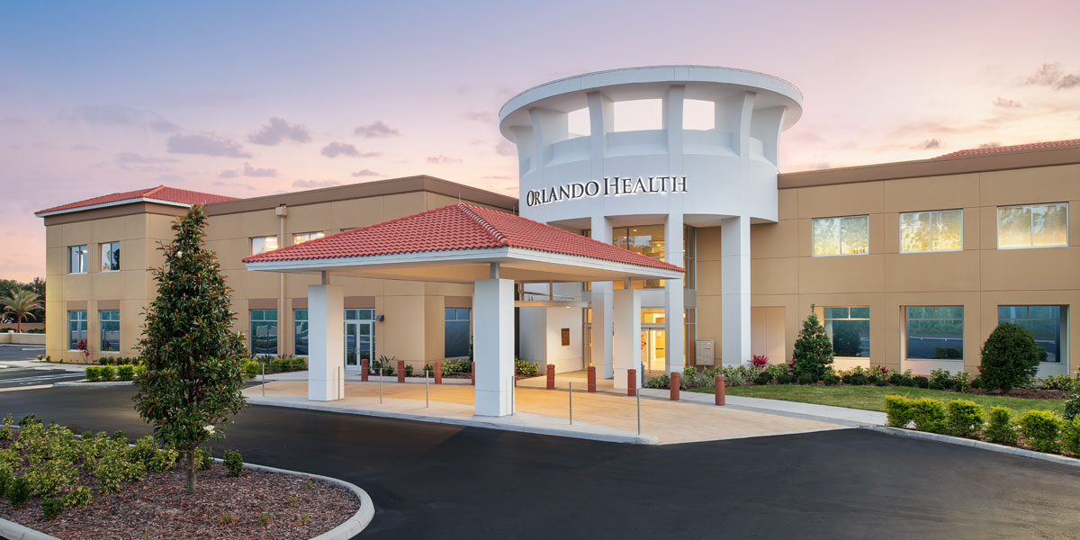 Orlando Health Medical Pavilion - Summerport