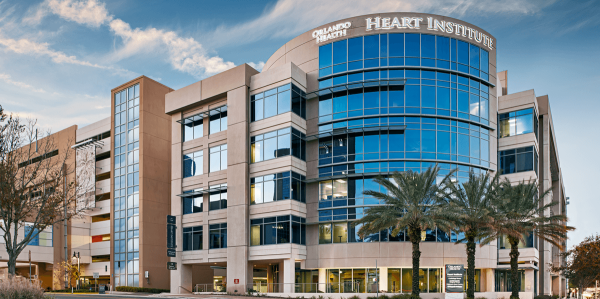 Orlando Health Heart Institute Orlando Fl