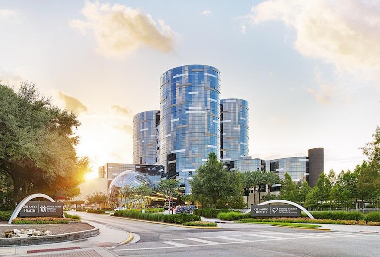 Orlando Health Winnie Palmer Hospital for Women & Babies