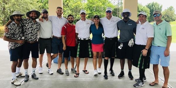 10 - Golf Kilt Winners