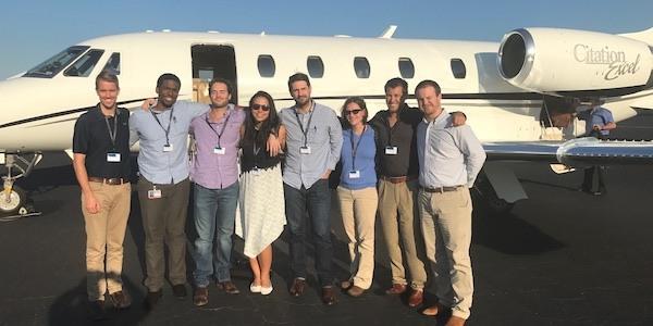 22 - Industry Tour Plane