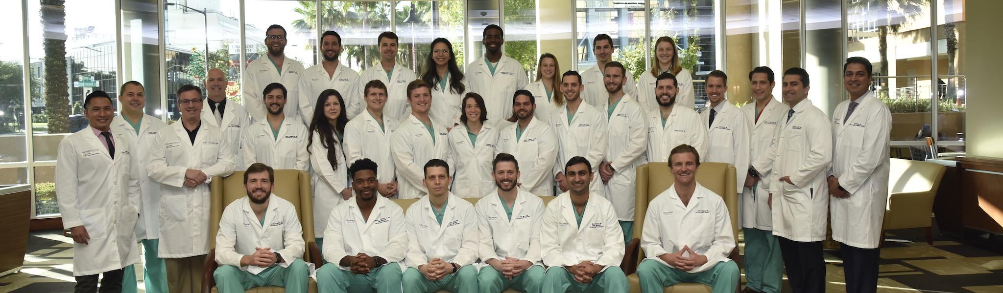 Orthopedic Resident Group 2020