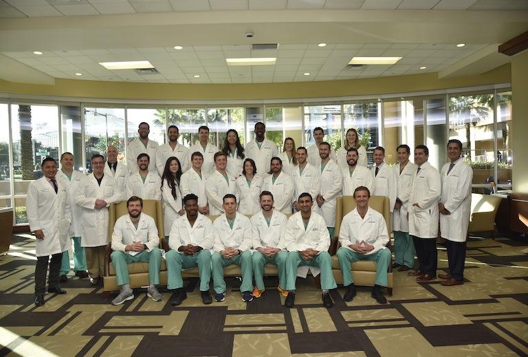 Orthopedic Residency Group 2020