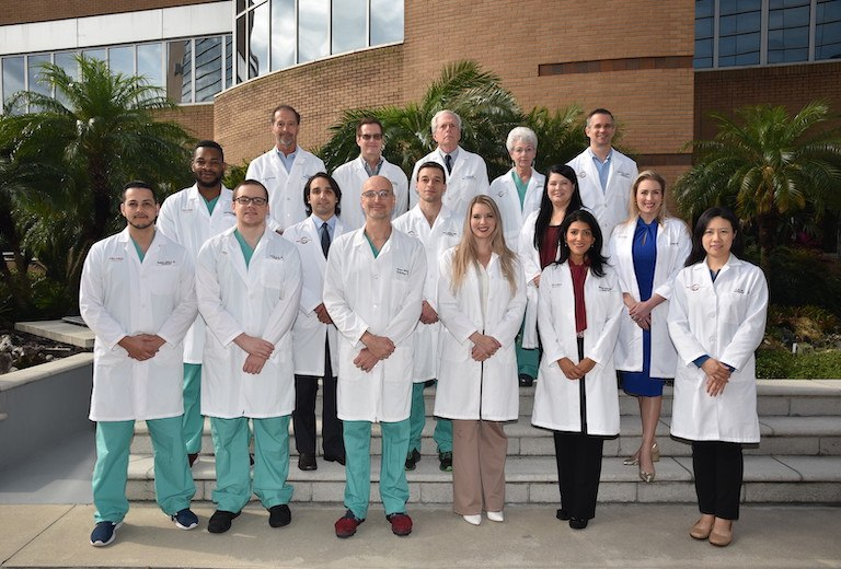 Pathology Residency Class pic 2019