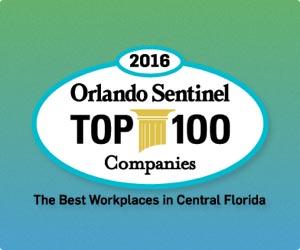 Orlando Sentinel - Top 100 Companies