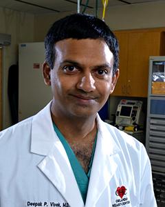 Deepak Vivek, MD