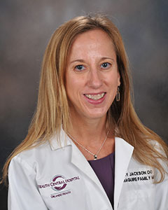 Dr. Amy Jackson MD