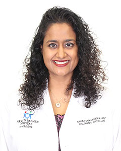 Shoba Srikantan, MD