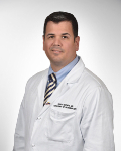 Virgilio Matheus, MD