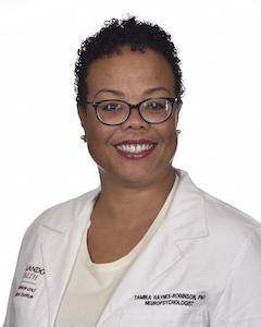 Tamika S Haynes Robinson PhD