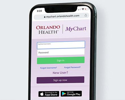 Orlando Health MyChart