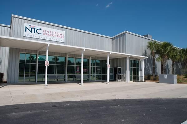 National Training Center Outdoor Shot
