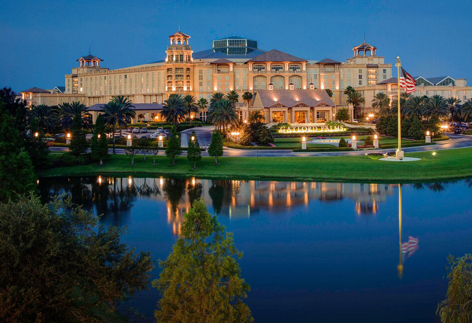Gaylord Palms Resort & Convention Center, Kissimmee, Florida