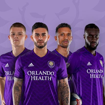 Orlando City Soccer players