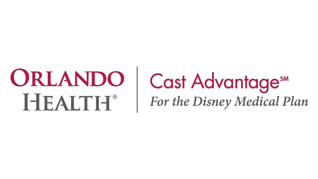 Logo - Orlando Health Cast Advantage for the Disney Medical Plan