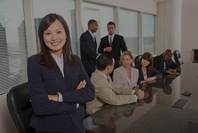 Team of administrators