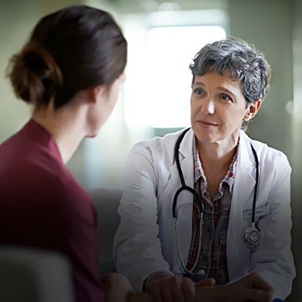 Empathetic Doctor with Nurse