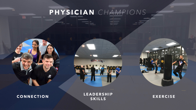 Physician Champions