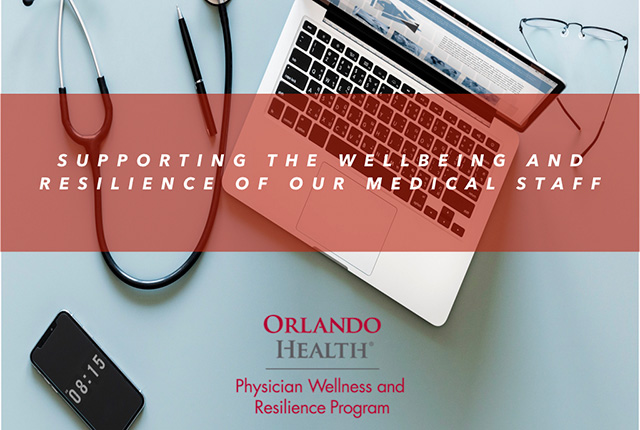 Supporting the Wellbeing and Resilience of Our Medical Staff