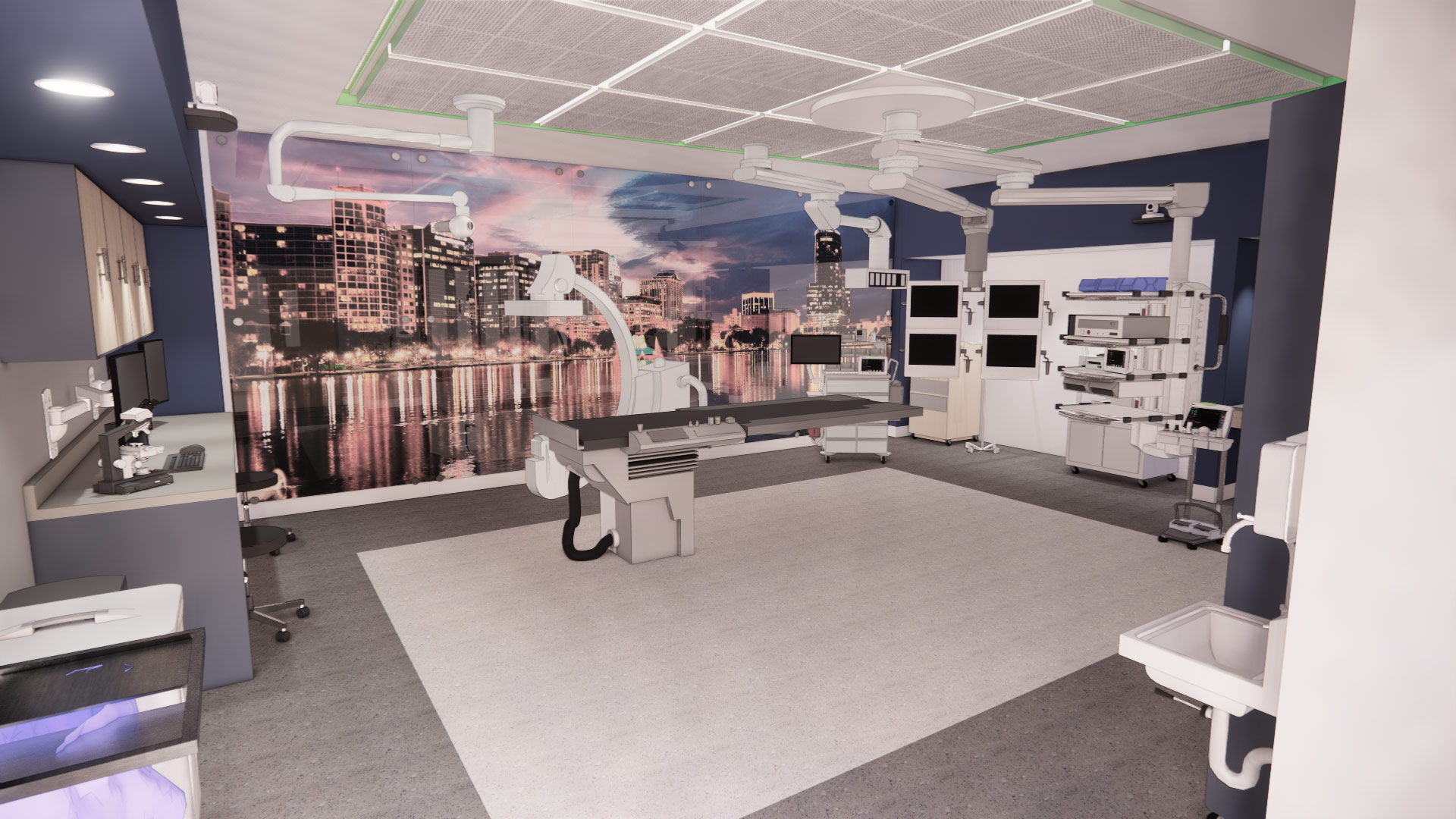 Orlando Health Digestive Health Institute Rendering