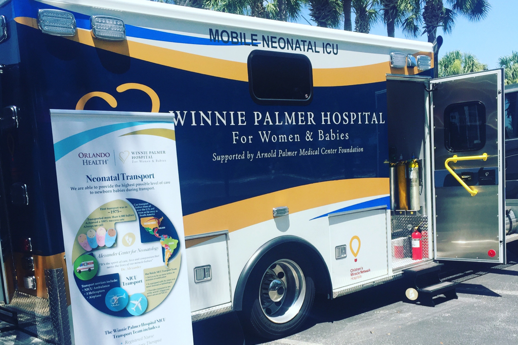 WPH emergency truck