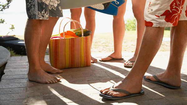 Why Flip-Flops Are a No-No for Your Feet