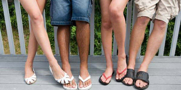 Orlando Health -  Flip Flops Protect Against Bacteria