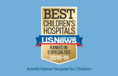 Best Children's Hospital - US News & World Report