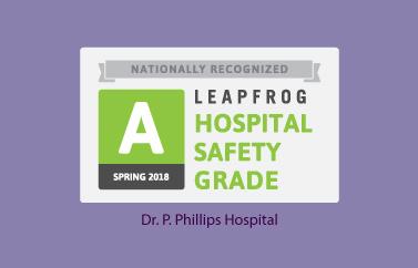 Dr Phillips Hospital - Leapfrog for Spring 2018