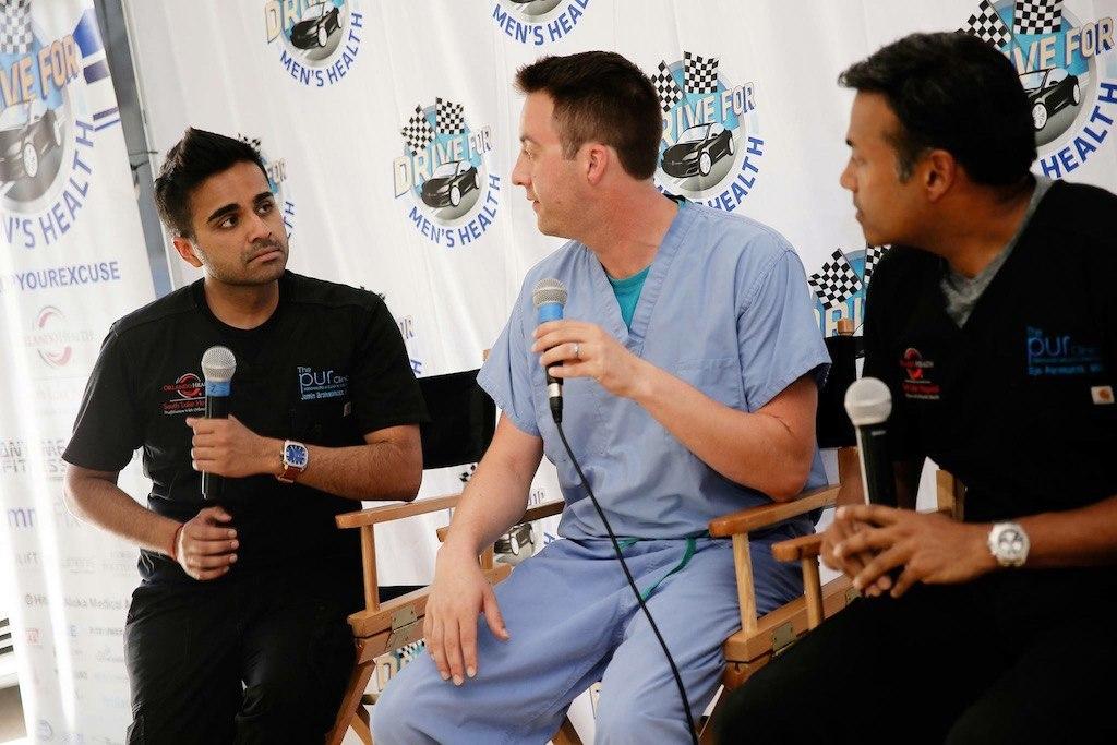 Las Vegas Dr Evan Dunn joins the doctors
