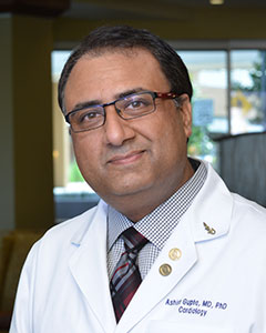 Ashish Gupta MD