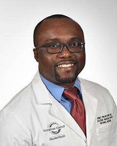 Barnabas Nwanyanwu, MD