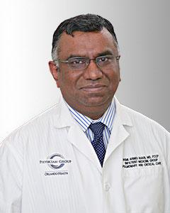 Rumi Ahmed Khan, MD - Critical Care Medicine